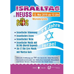 Israeltag in Neuss
